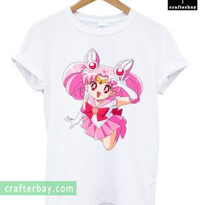 sailor moon chibi T-shirt