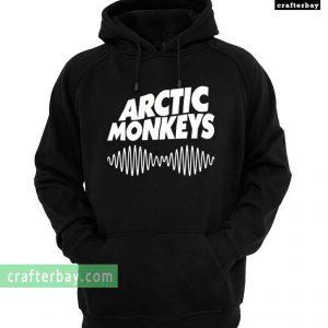 Arctic Monkeys Logo Hoodie