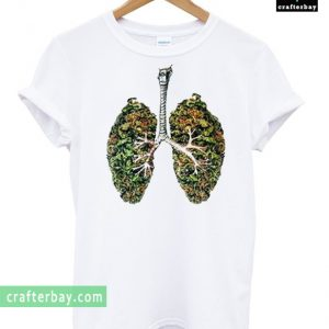 Weed Lungs T-shirt