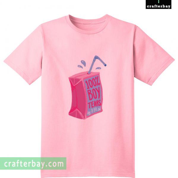 100% Boy Tears T-shirt