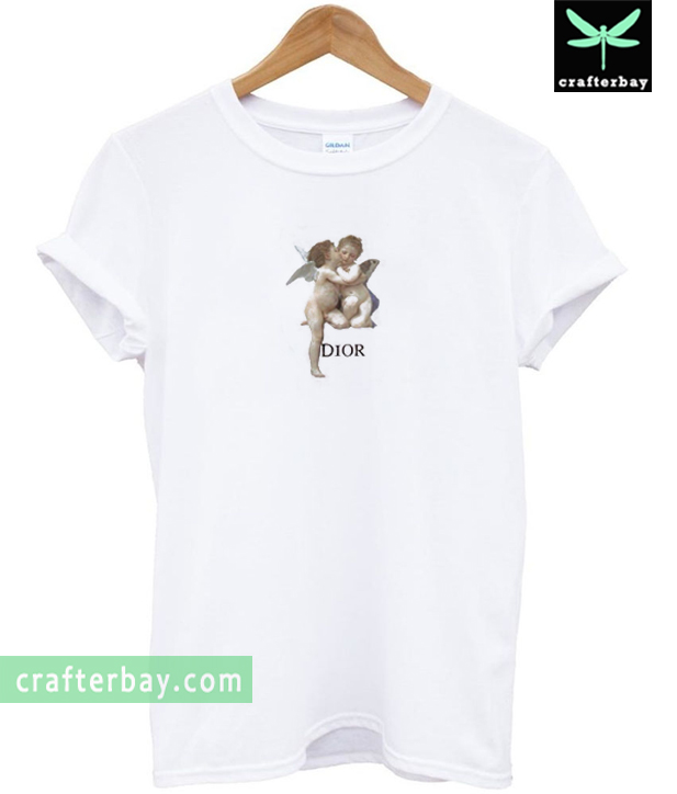 Dior Angel T-shirt