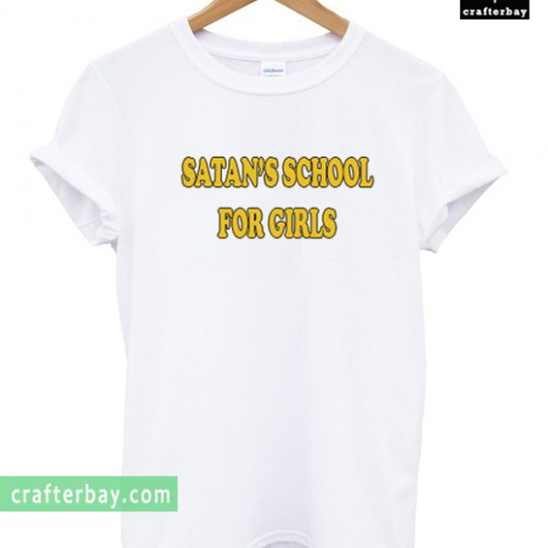Satan's School For Girls T-shirt
