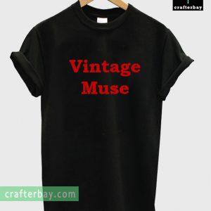 Vintage Muse T-shirt