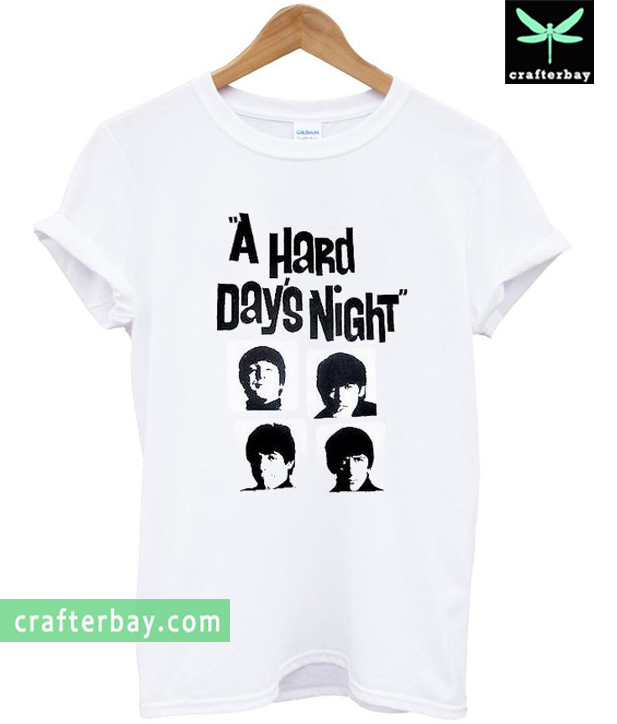 A Hard Day's Night The Beatles T-shirt