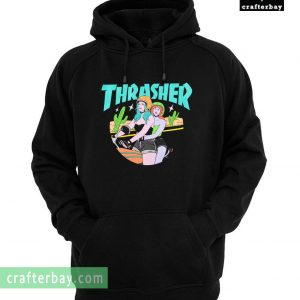 Thrasher Babes Hoodie