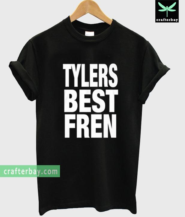 Tylers Best Fren T-shirt