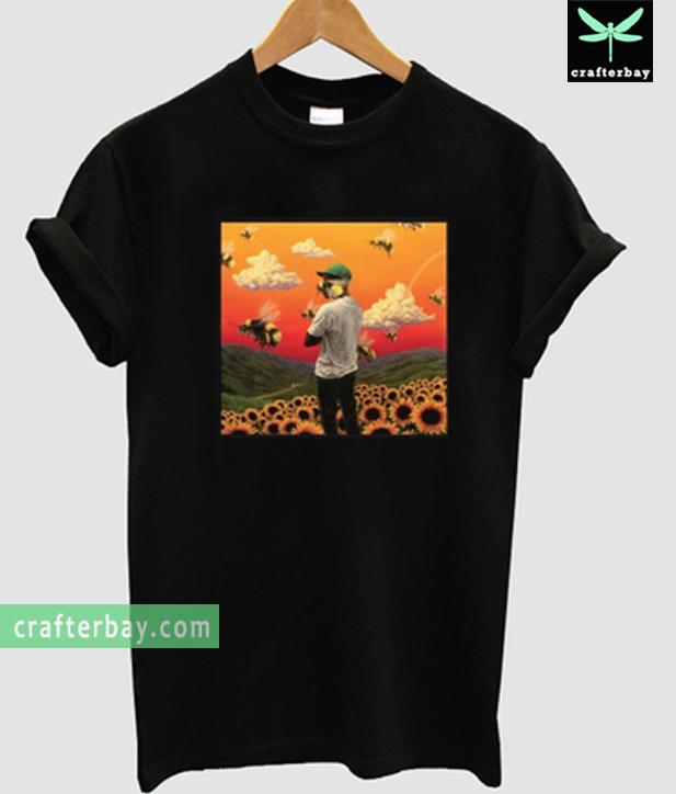 Tyler The Creator Flower Boy T-shirt