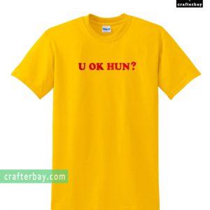 U Ok Hun T-shirt