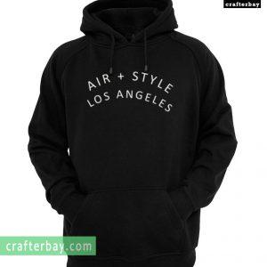 Air Style Los Angeles Hoodie