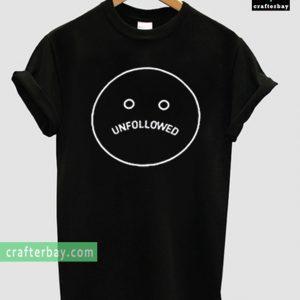 Unfollowed T-shirt