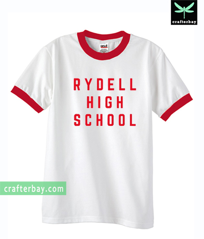 Rydell High School Ringer T-shirt