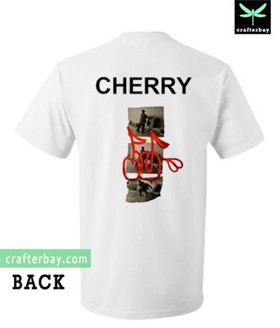 Cherry Back T-shirt