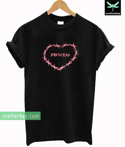 Princess love T-shirt