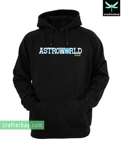 ASTROWORLD Carousel Tour Hoodie