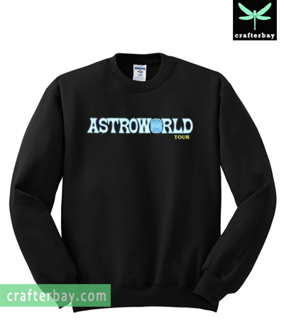 ASTROWORLD Carousel Tour Sweatshirt