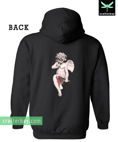 Angel Back Hoodie Maker Cheap Hoodie Back