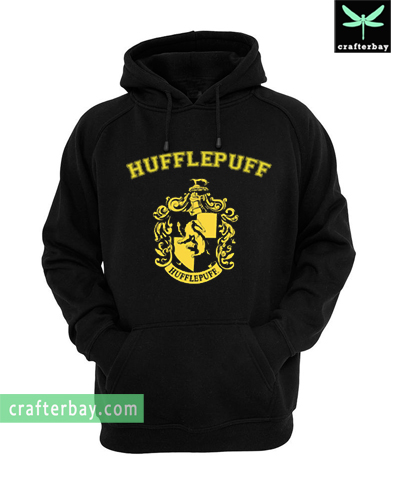 Hufflepuff Harry Potter Hoodie