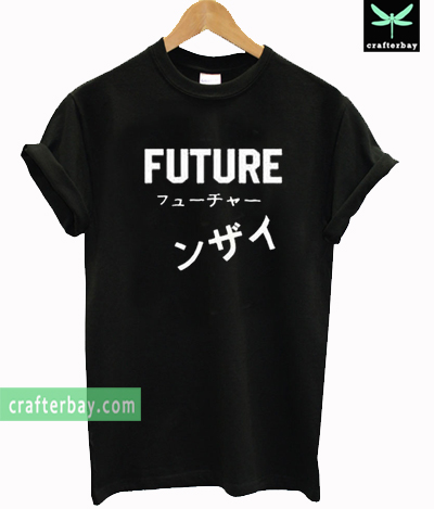 Future Japanese T-shirt