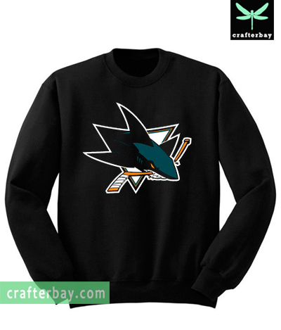 Sharks Hockey Sweatshirt