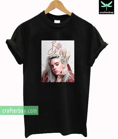 Billie Eilish Sin T-Shirt