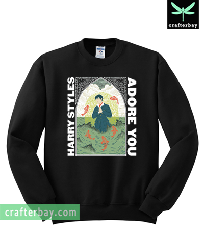 Harry Styles Adore You Sweatshirt