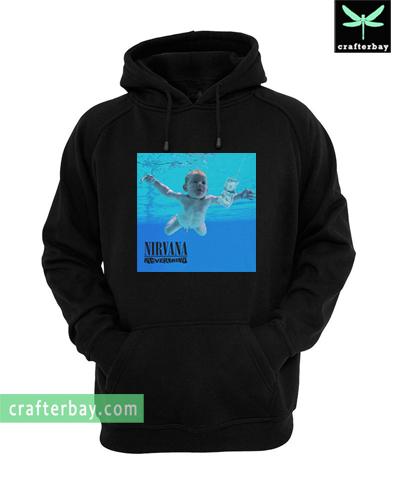 Vintage Nirvana Nevermind Album Hoodie