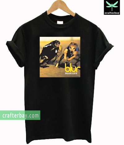 Vintage Blur Parklife1994 T-shirt