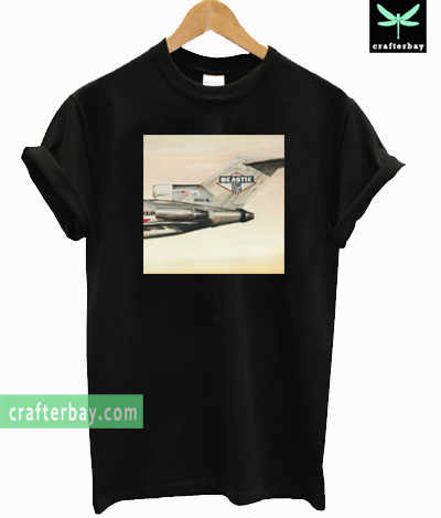 Vintage Licensed to Ill Beastie Boys 1986 T-shirt