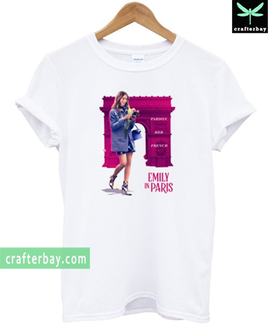 Emily In Paris Pardon T-shirt